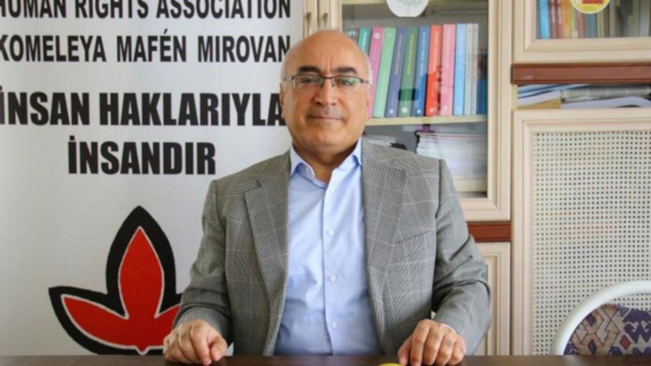İHD Eş Genel Başkanı Türkdoğan: Mehmet Ağar acilen tutuklanmalı, kaçabilir
