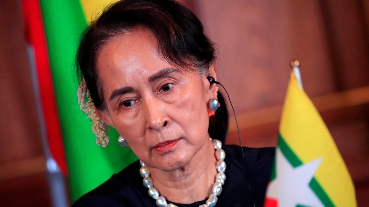 Suu Kyi darbenin ardından ilk kez duruşmaya çıktı