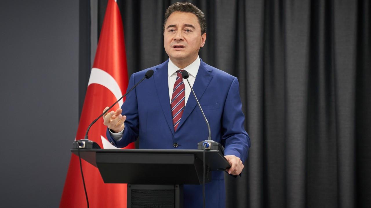 Babacan'dan Erdoğan'a çağrı: Derhal hesap verin