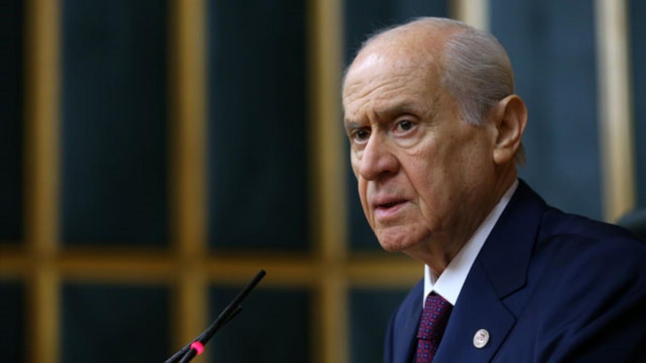 Bahçeli: Hiç kimse İçişleri Bakanı'nın boynuna tasma geçiremeyecek