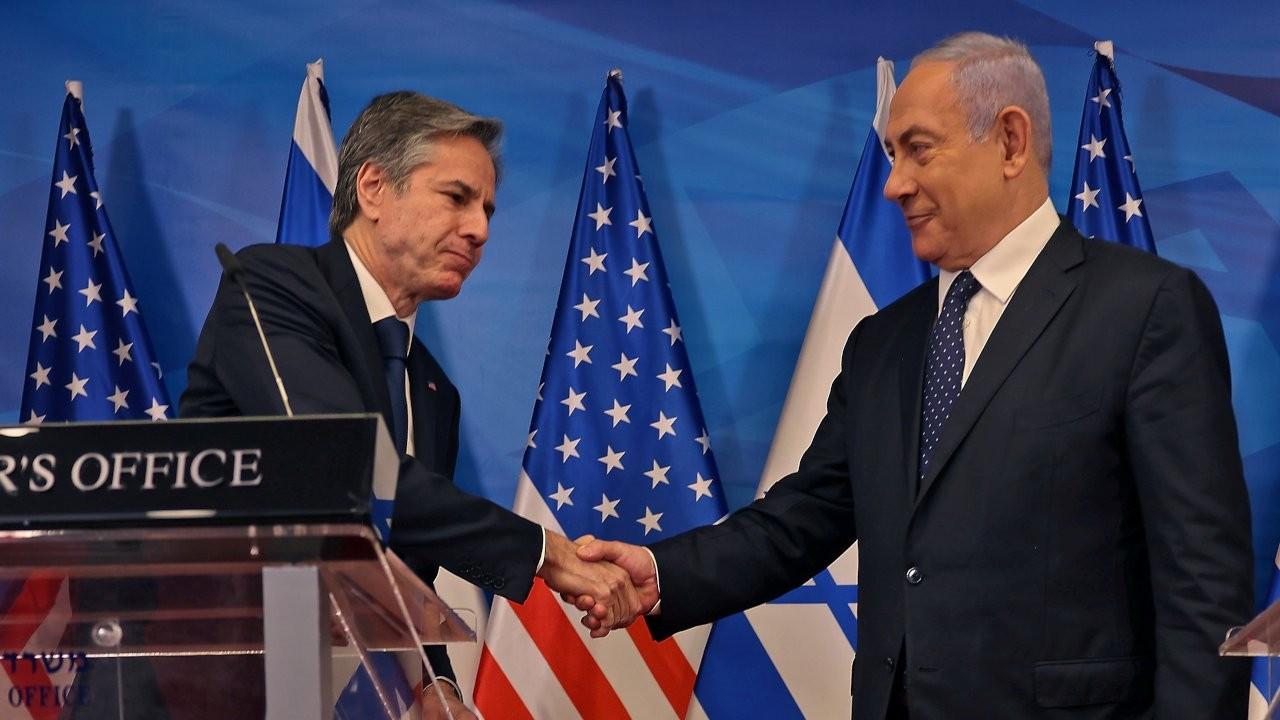 Blinken: ABD, İsrail'in kendini savunma hakkını destekliyor