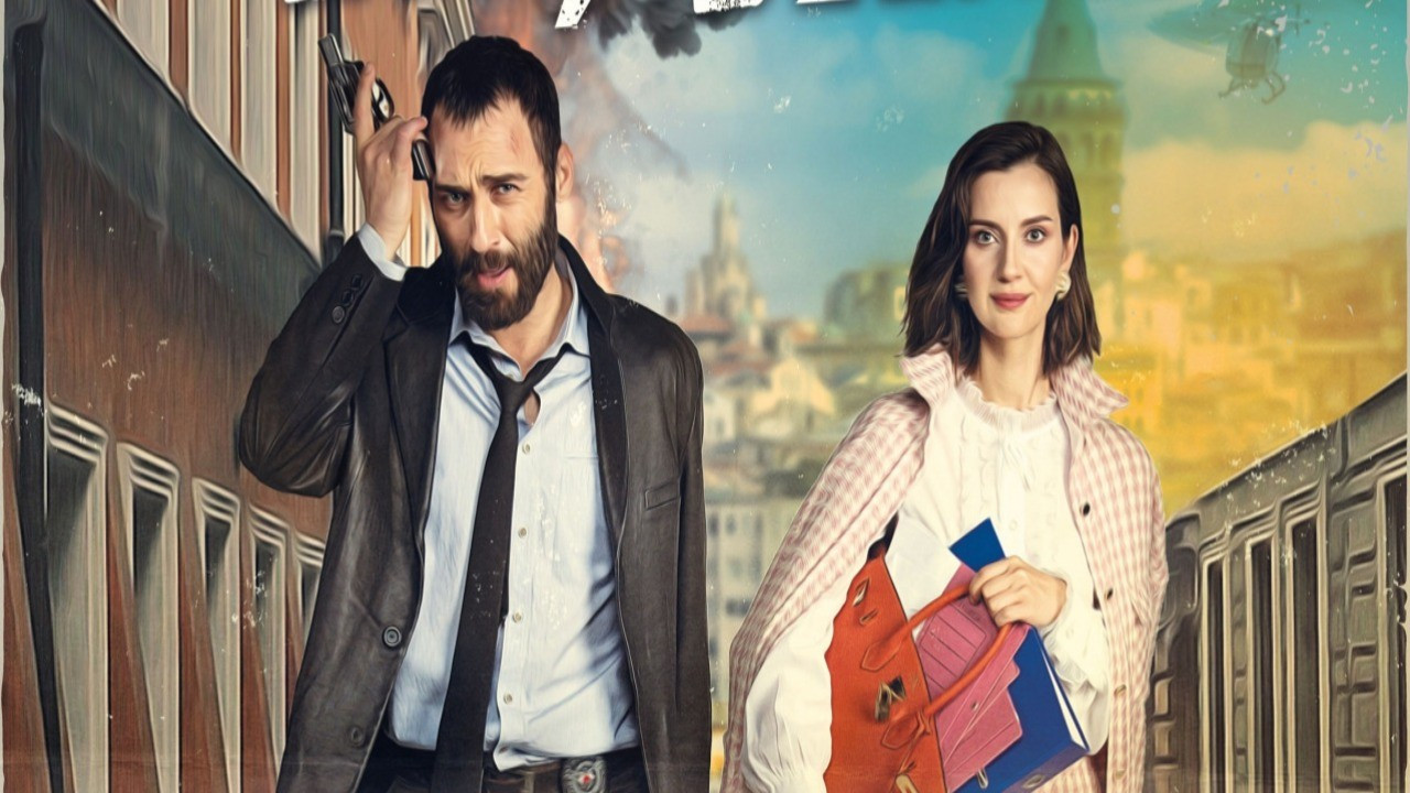 İrem HelvacıoğluveSeçkin Özdemir polisiye diziyle ekranlara dönüyor