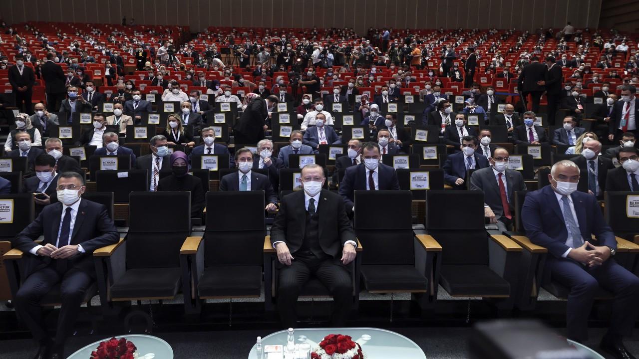 Erdoğan: İslam korkusu değil İslam düşmanlığı var
