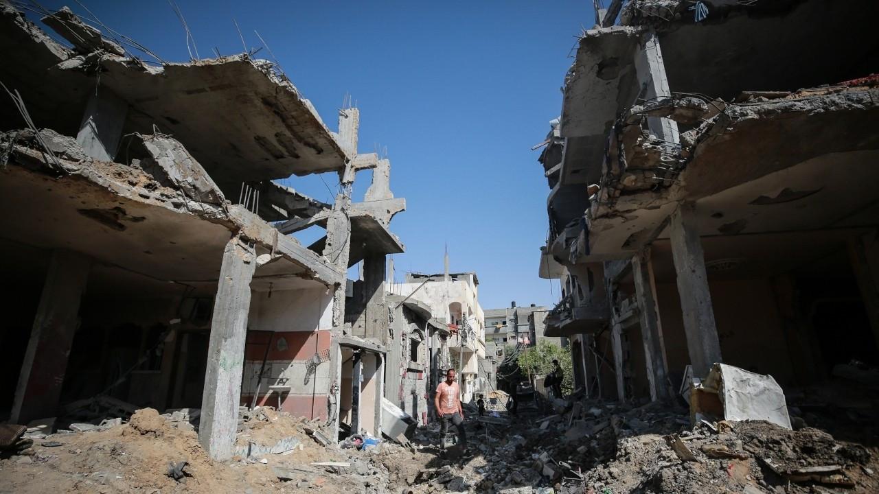 İsrail'in Gazze'ye düzenlediği saldırılarda ölü sayısı 254'e yükseldi