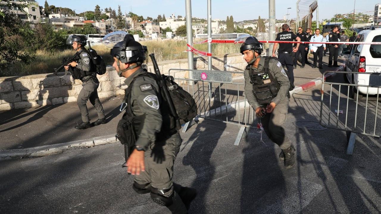 İsrail polisi iki haftada 1550 Filistinliyi gözaltına aldı
