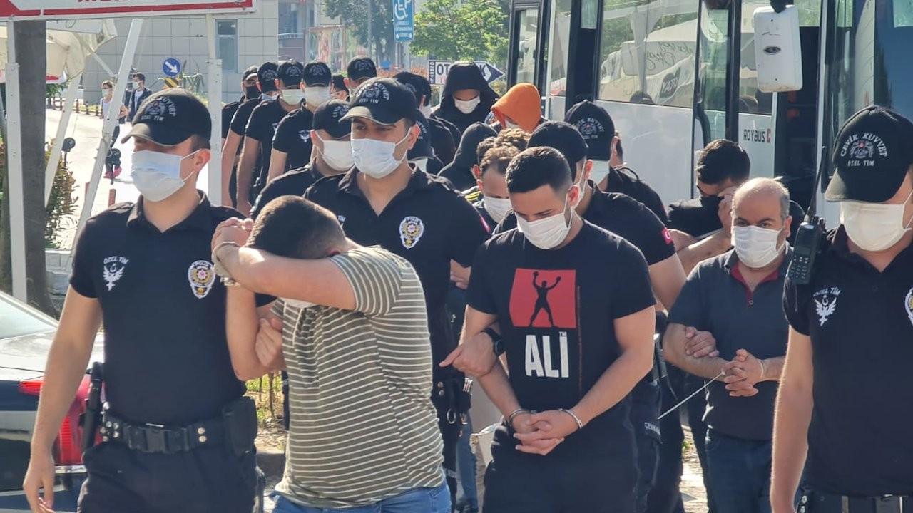 3 milyon lira dolandıran sahte bankacılar tutuklandı
