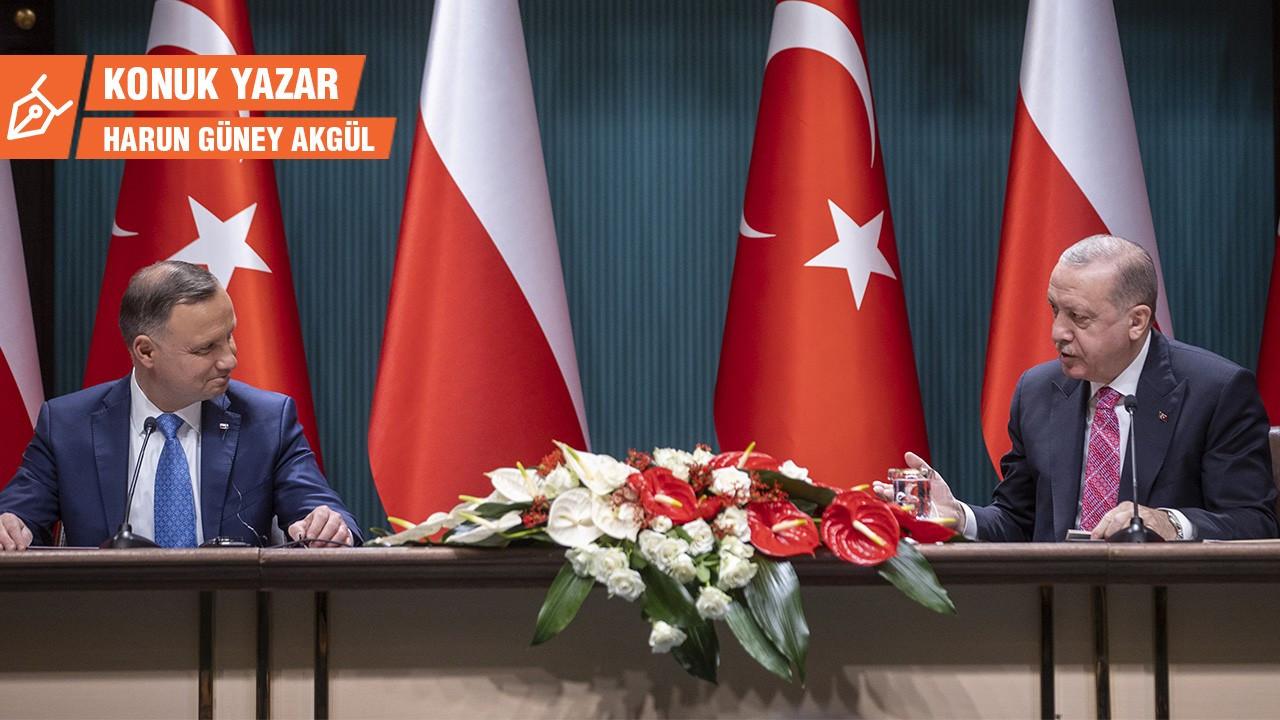 Polonya Devlet Başkanı Duda'nın Türkiye ziyareti