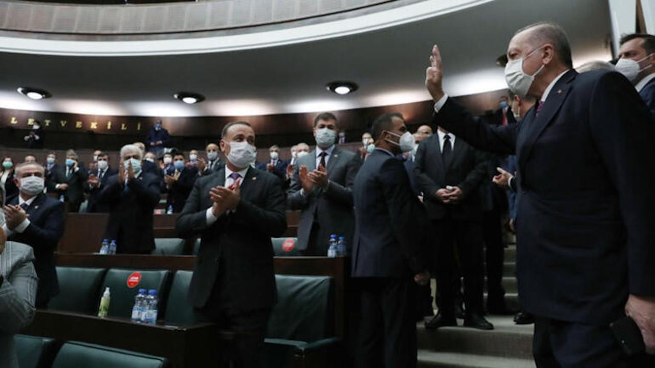 TBMM'de Erdoğan önlemi: Çalışanlar alınmadı, vekillere kimlik soruldu