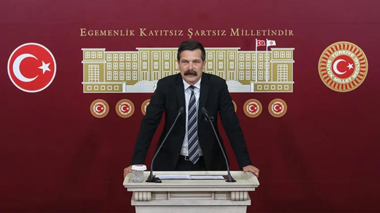 Erkan Baş'tan TBMM'ye TÜGVA çağrısı