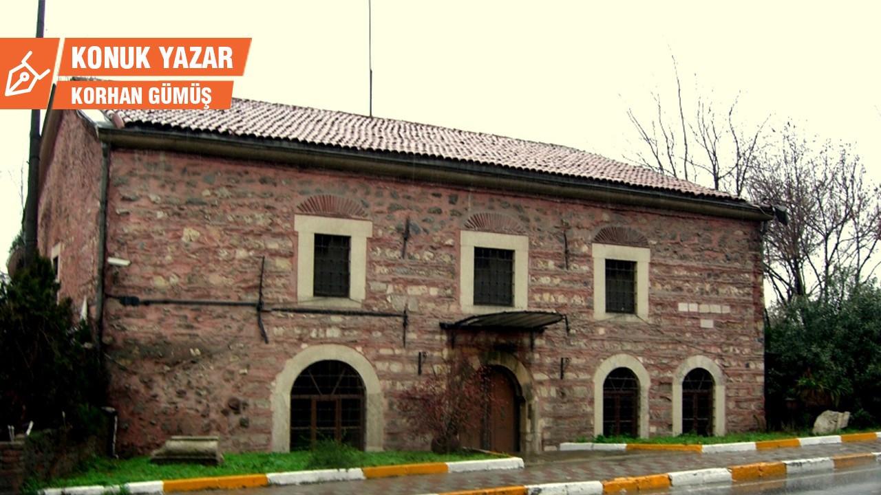 Hafızalardan silinen bir ibadet mekânı: Hasköy Esgher Sinagogu