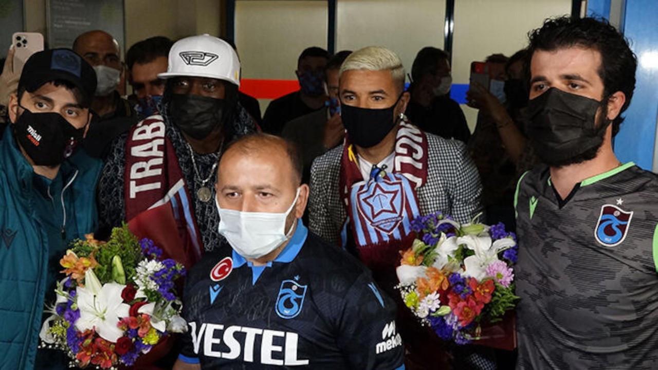 Trabzonspor iki transferi birden açıkladı
