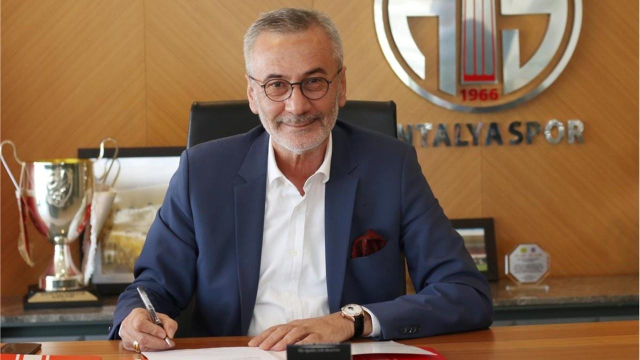 Antalyaspor Başkanı Mustafa Yılmaz'dan Nihat Özdemir'e istifa çağrısı