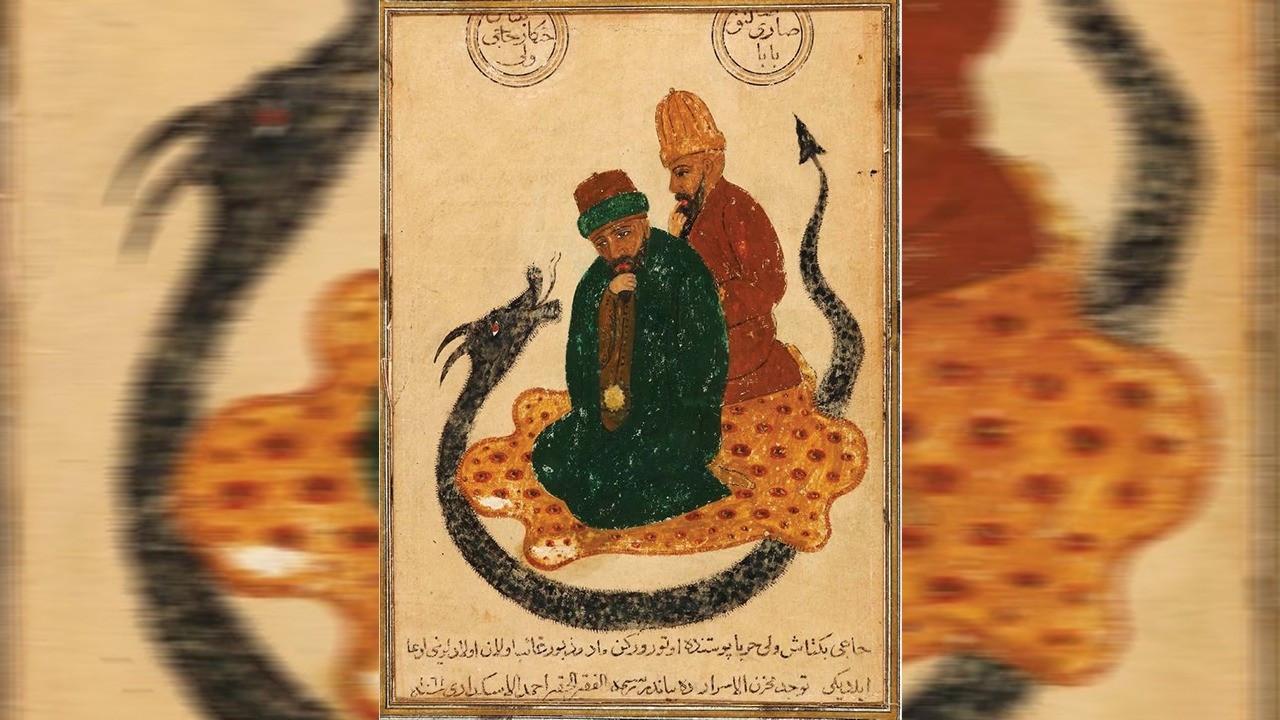 Hacı Bektaş-ı Veli'nin bilinen en eski resmi satışa çıkarılacak