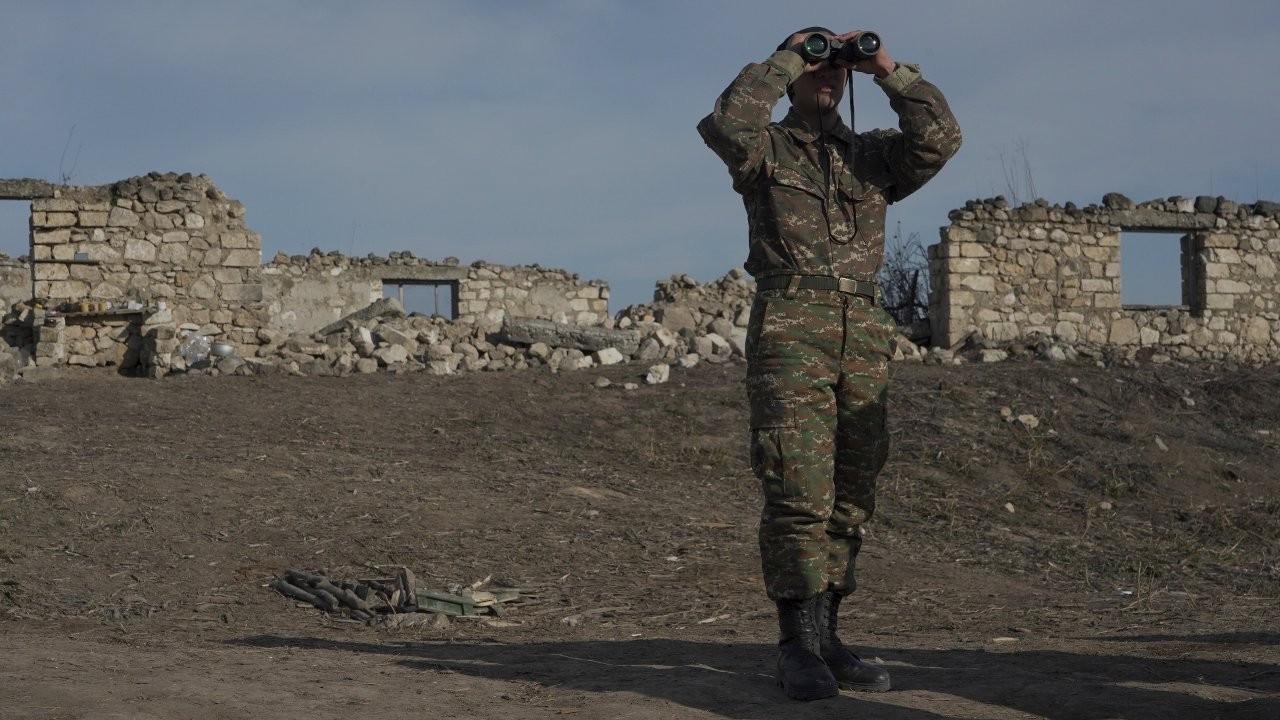 Azerbaycan: Yaklaşık 40 Ermenistan askeri topraklarımıza girdi