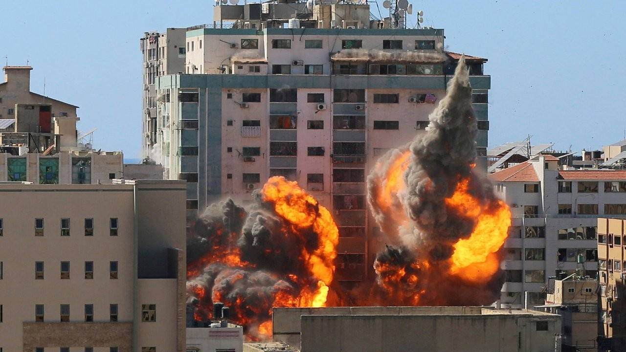 BM: İsrail savaş suçu işlemiş olabilir