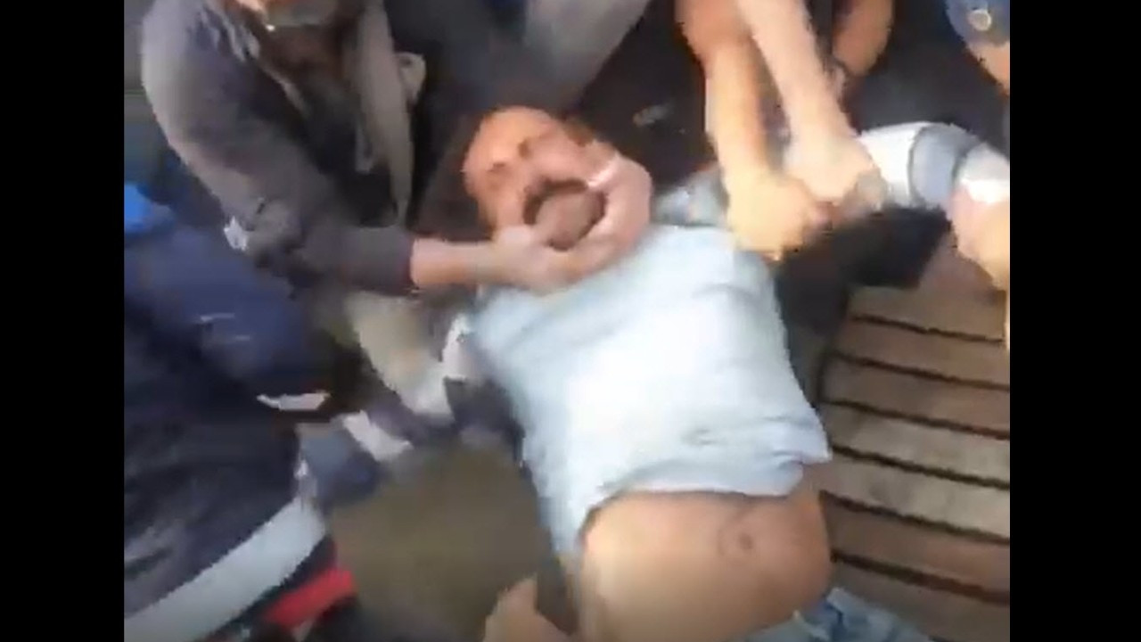 Çay üreticilerine polis saldırısı: Çok sayıda kişi gözaltında