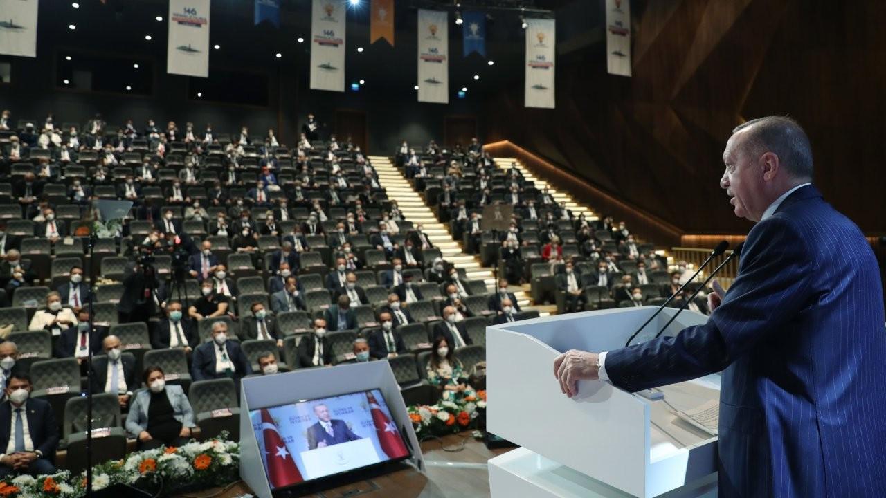 Erdoğan: Yalanları tekrar etme stratejisi izlenmekte