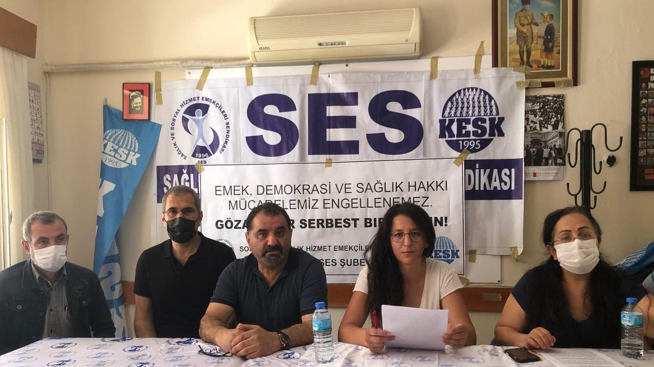 SES: Gözaltılar gündem değiştirme amaçlı