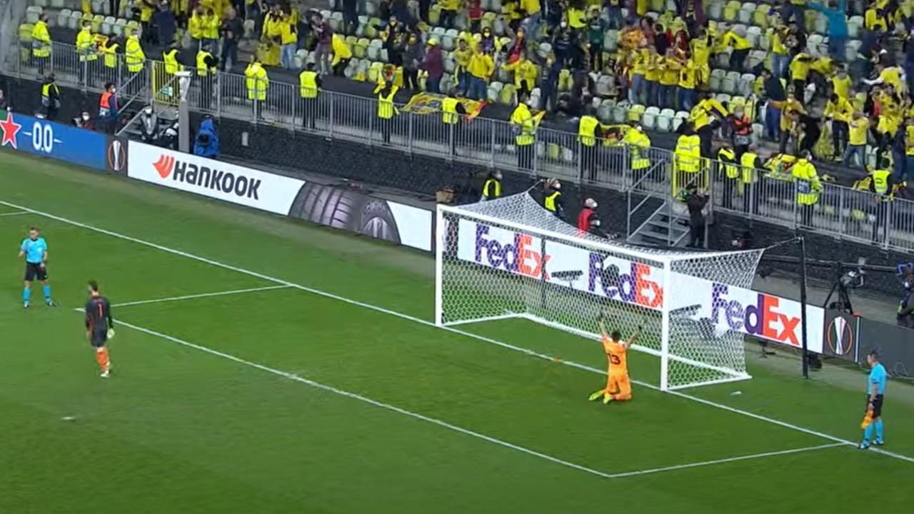 Kaleci attı kaleci kurtardı: Avrupa Ligi şampiyonu Villarreal