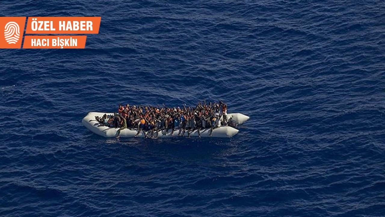 Denizden 'kurtarılan' mülteci: Sırtıma bastılar, bizi istemiyorlar