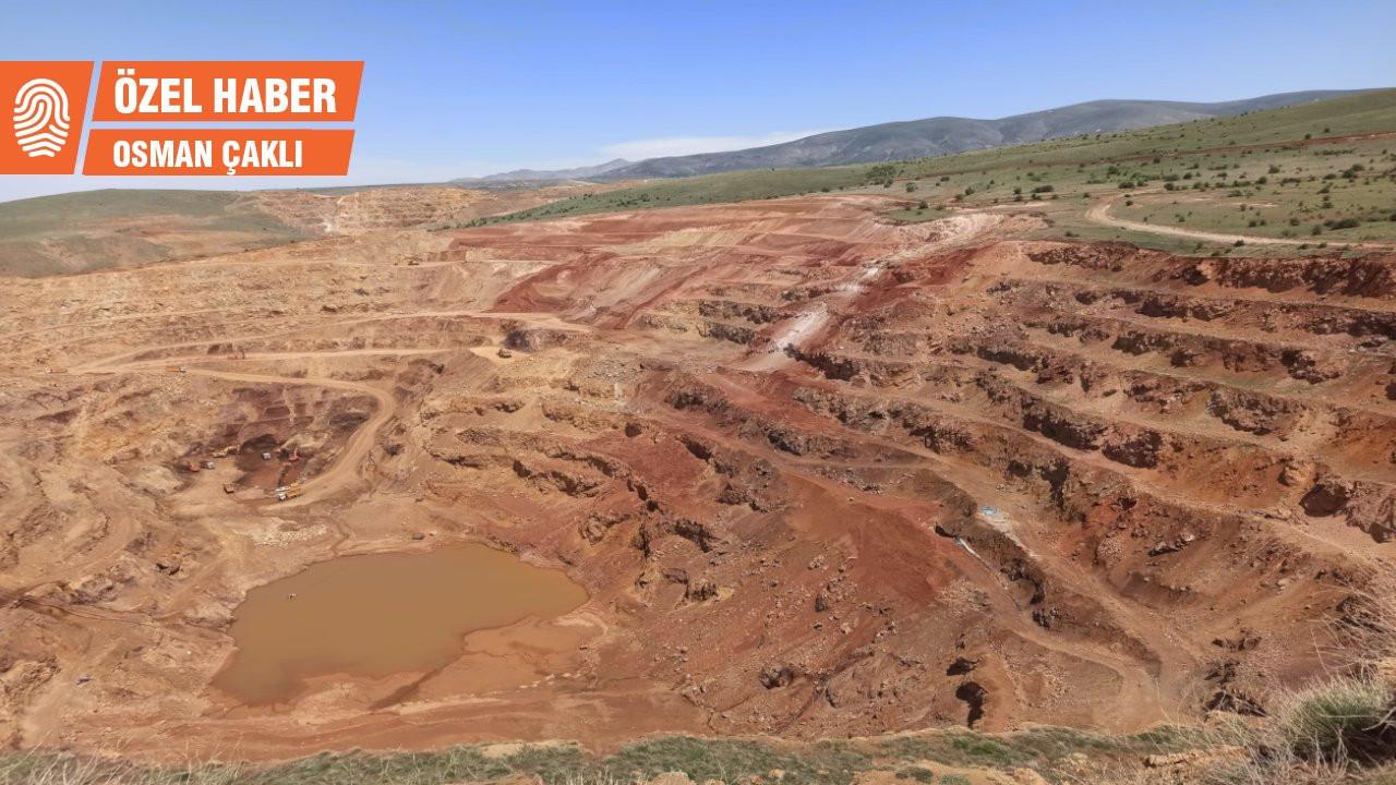 Maden şirketinin köylülere dağıttığı su arsenikli çıktı