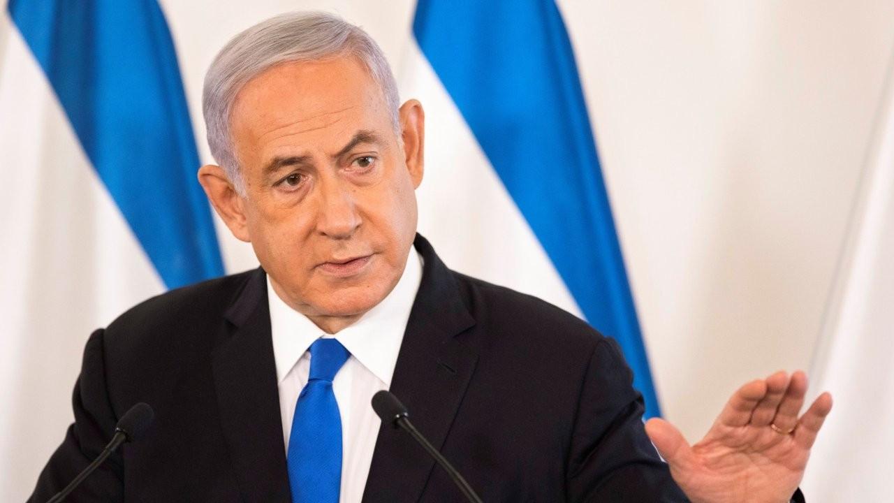 Koltuğunu kaybetmeye hazırlanan Netanyahu'dan ilk açıklama