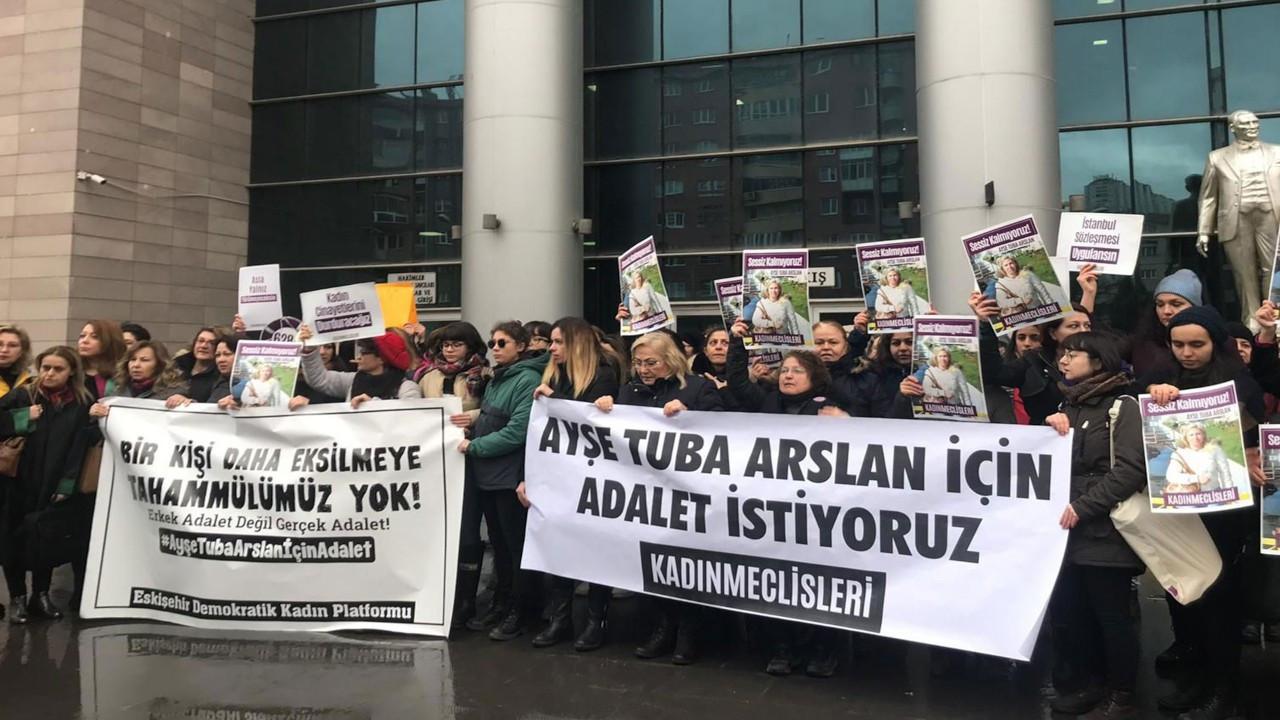 23 kez şikayet edilmesine rağmen Ayşe Tuba Arslan'ı satırla öldüren Yalçın Özalpay için ceza indirimi talebi