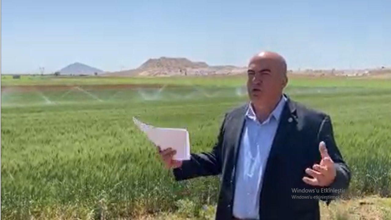 Karaman'daki mermer ocakları tarımı tehdit ediyor