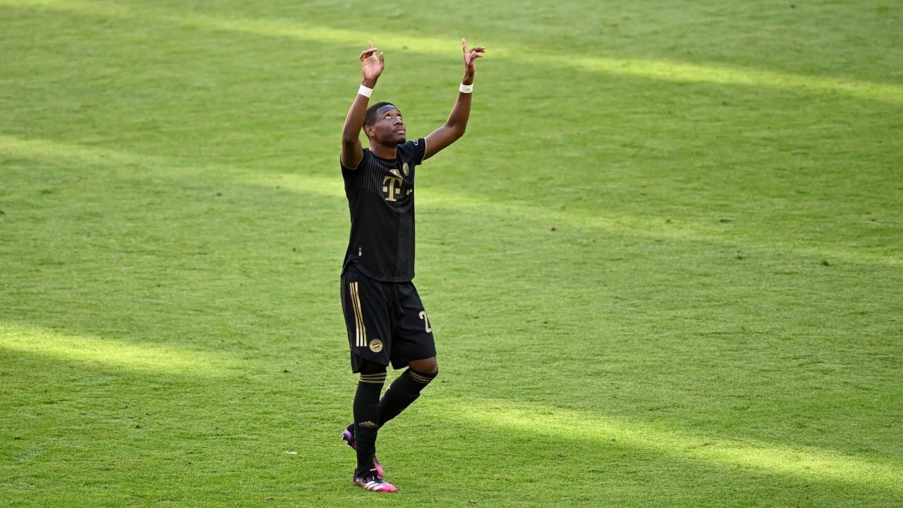 Real Madrid, David Alaba'yı transfer etti