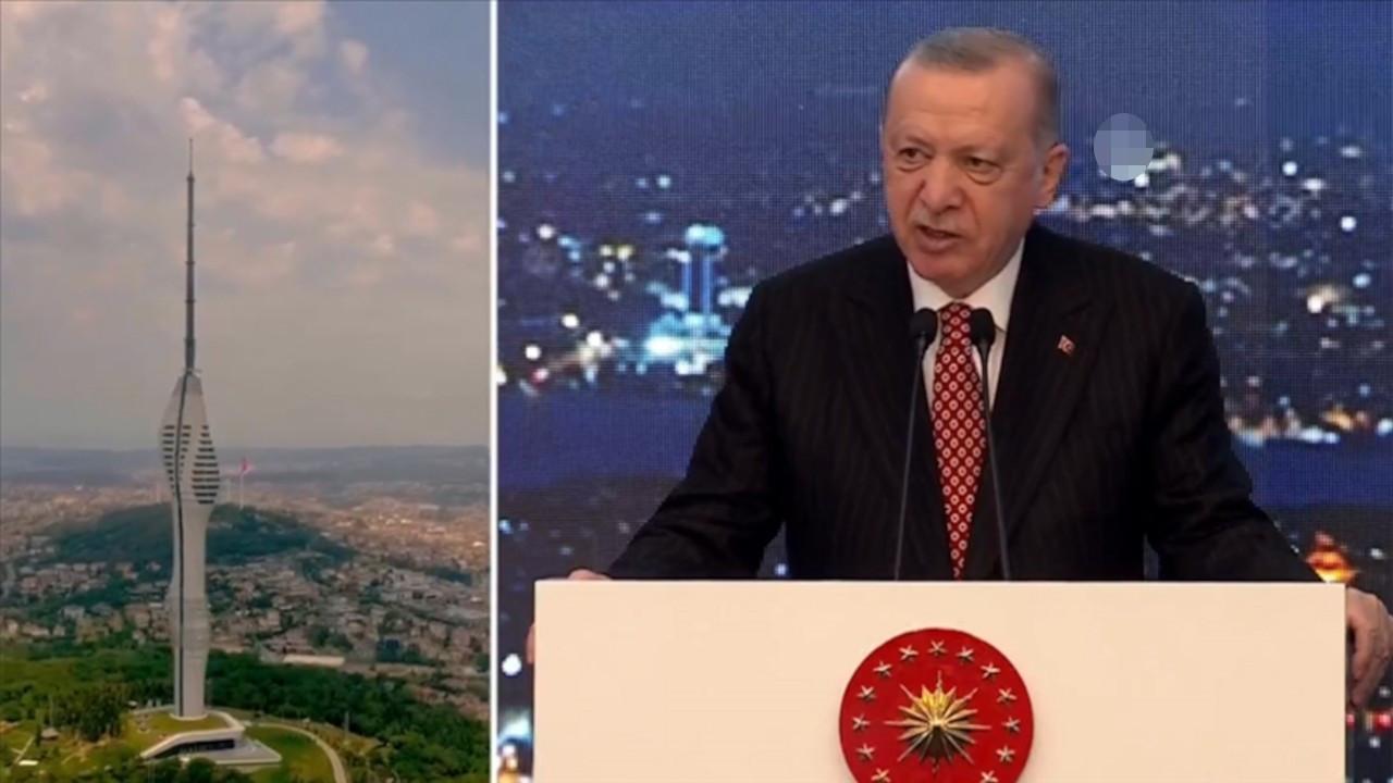 Erdoğan: Kanal İstanbul temelini haziran sonunda atacağız