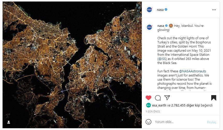 NASA'nın İstanbul paylaşımı neden kaygılandırdı? - Sayfa 2