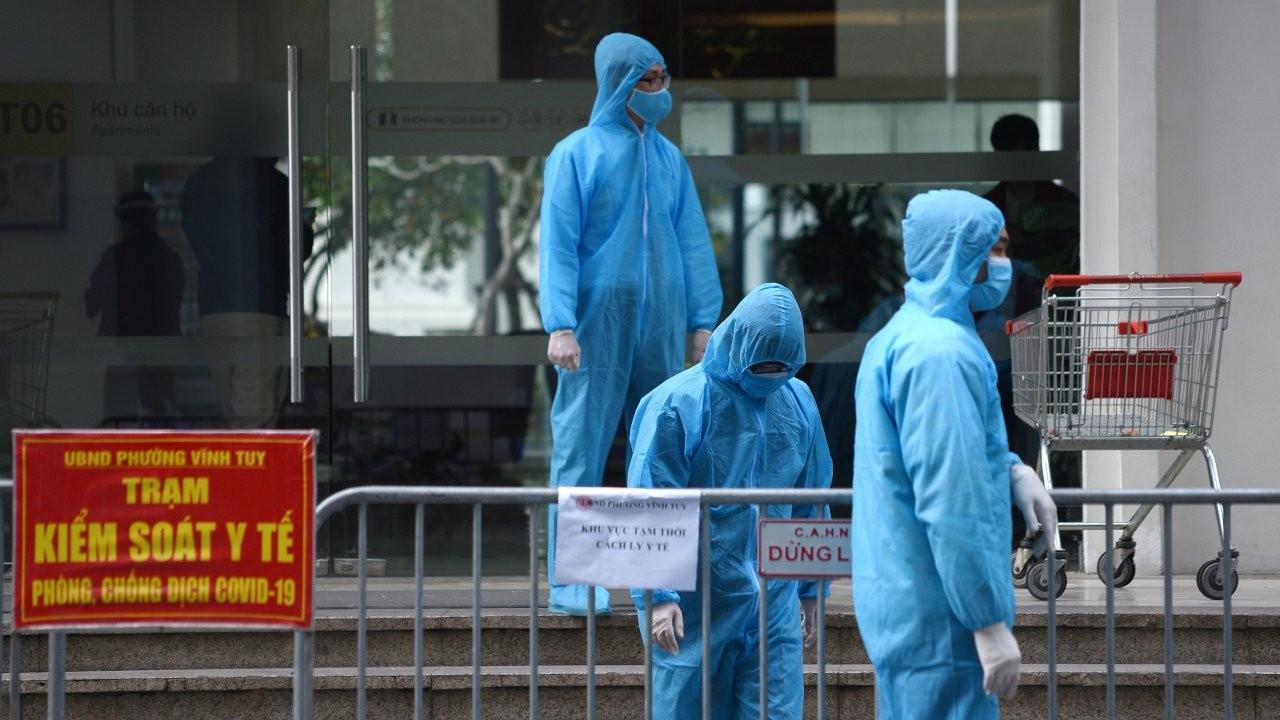 Vietnam'da 'hibrit varyant' tespit edildi