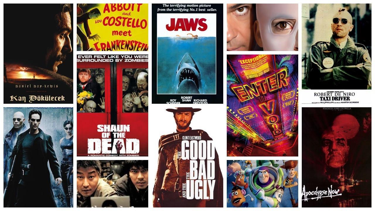 Quentin Tarantino'nun izlemeyi önerdiği 35 film