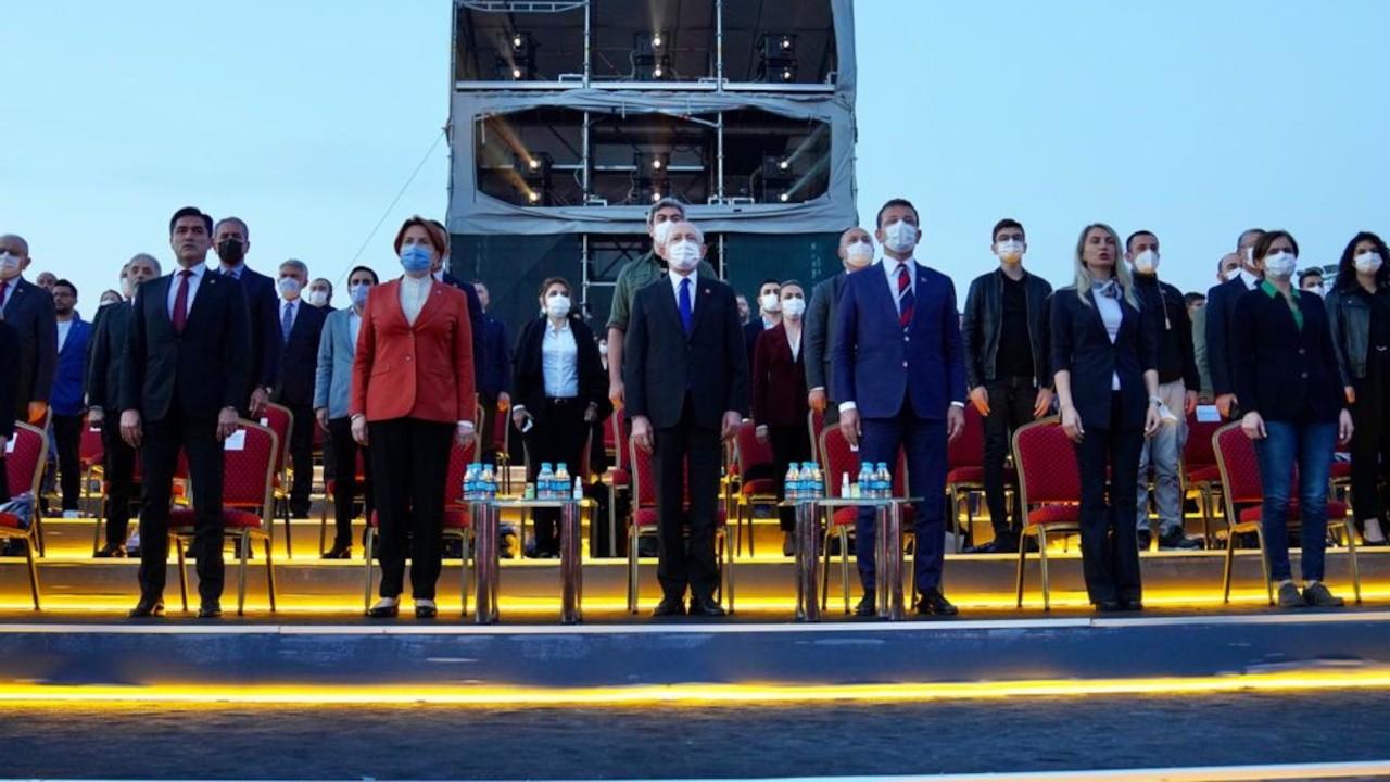 İBB'nin fetih şöleninde Kanal İstanbul tepkisi