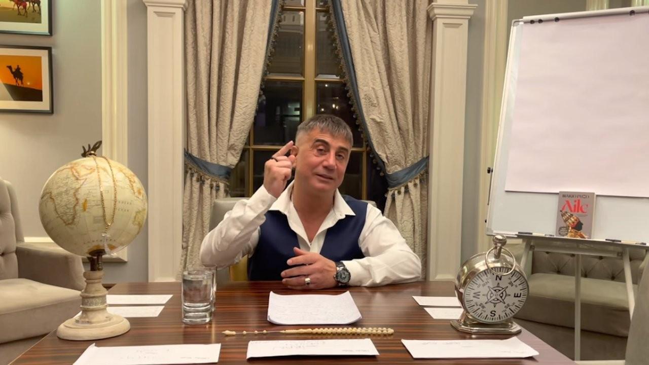 Peker: Ben Silivri'de yatarken Tayyip Ağabey Ceza tevkifevleri genel müdürünü yanıma yollamıştı