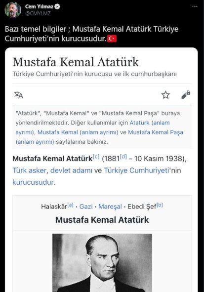 Ayasofya'da Atatürk'e lanet okuyan imama sanatçılardan tepki: Sonsuza kadar her 10 Kasım'da hayat duracak - Sayfa 2