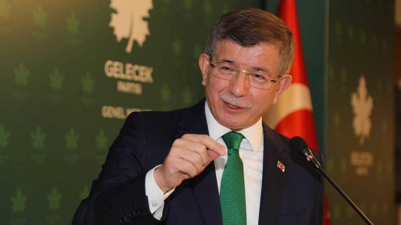 Davutoğlu: Şentop bana 'Soylu, AK Parti içinde örgütleniyor' dedi