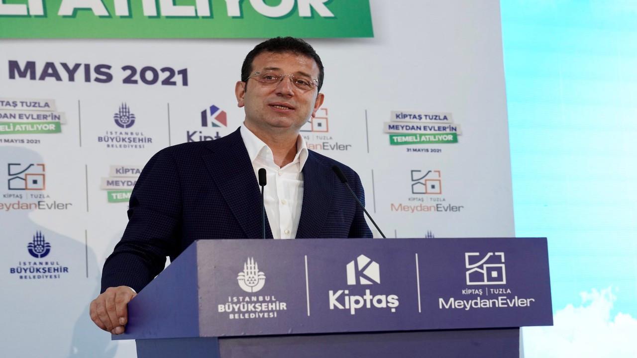 AK Partili belediyelere bedelsiz araziye İmamoğlu vetosu