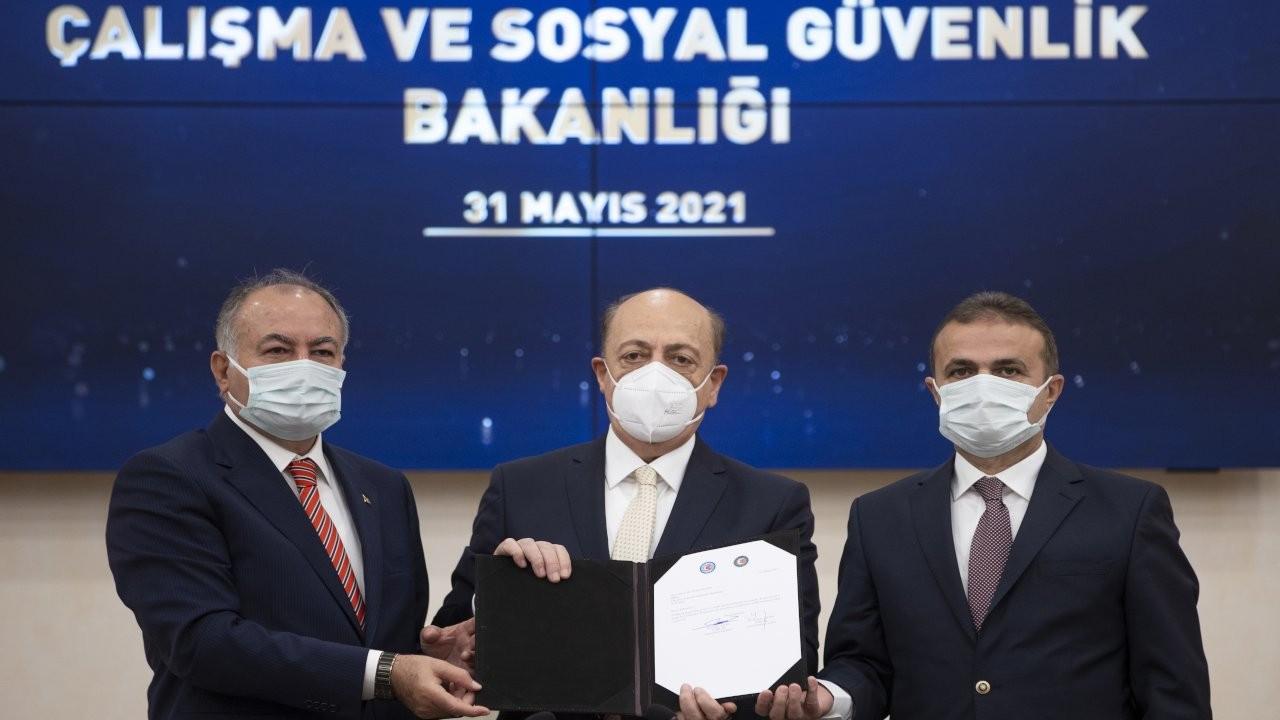 Türk-İş kamu işçileri zam teklifini hükümete sundu