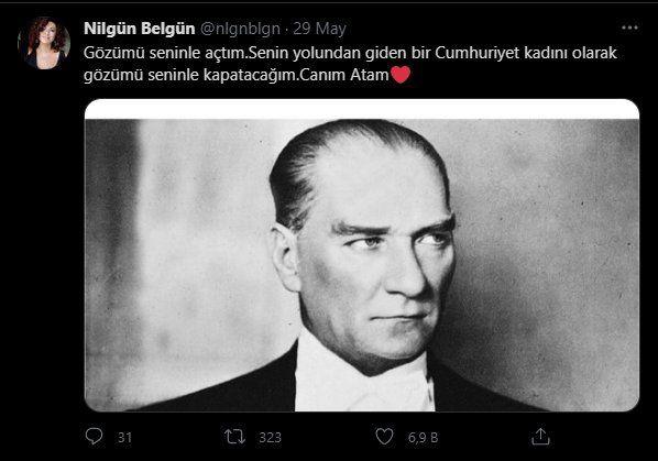 Ayasofya'da Atatürk'e lanet okuyan imama sanatçılardan tepki: Sonsuza kadar her 10 Kasım'da hayat duracak - Sayfa 4