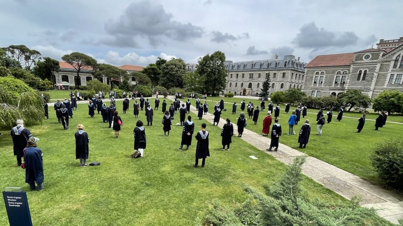 Boğaziçi'nde nöbetin 100'üncü günü
