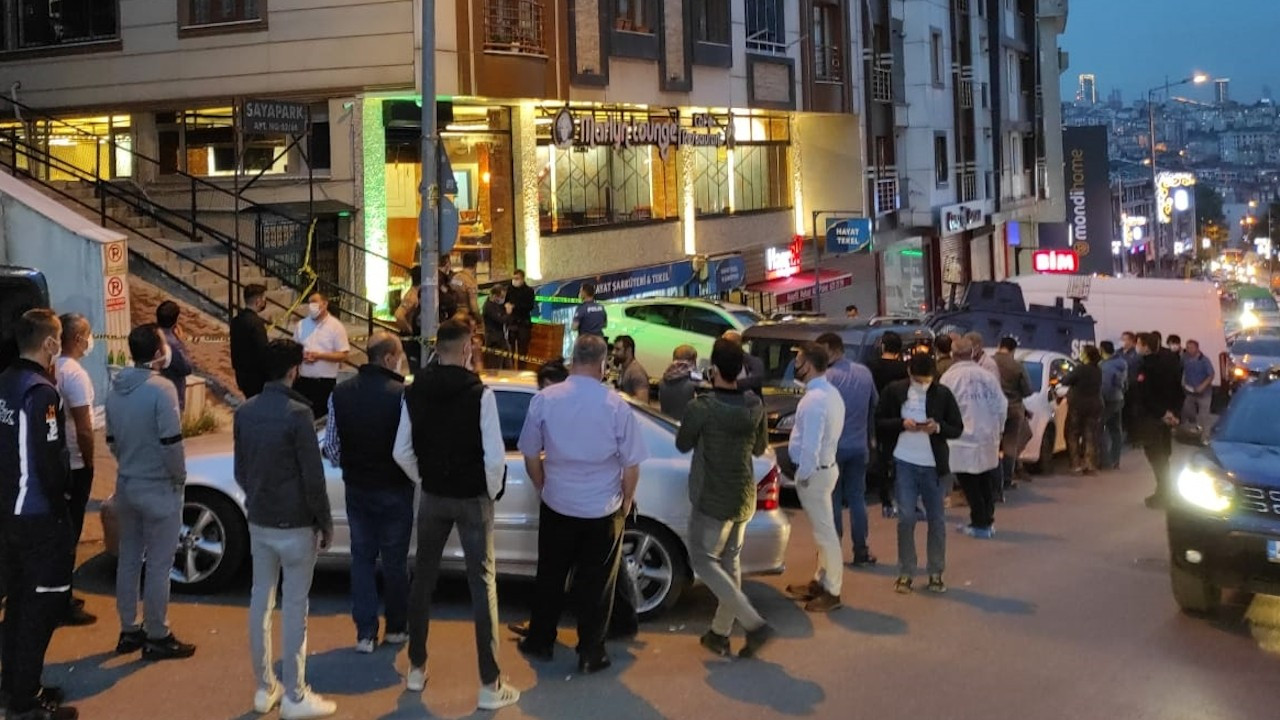 Eyüpsultan'da kafeye ateş açıldı: 1 ölü, 2 yaralı