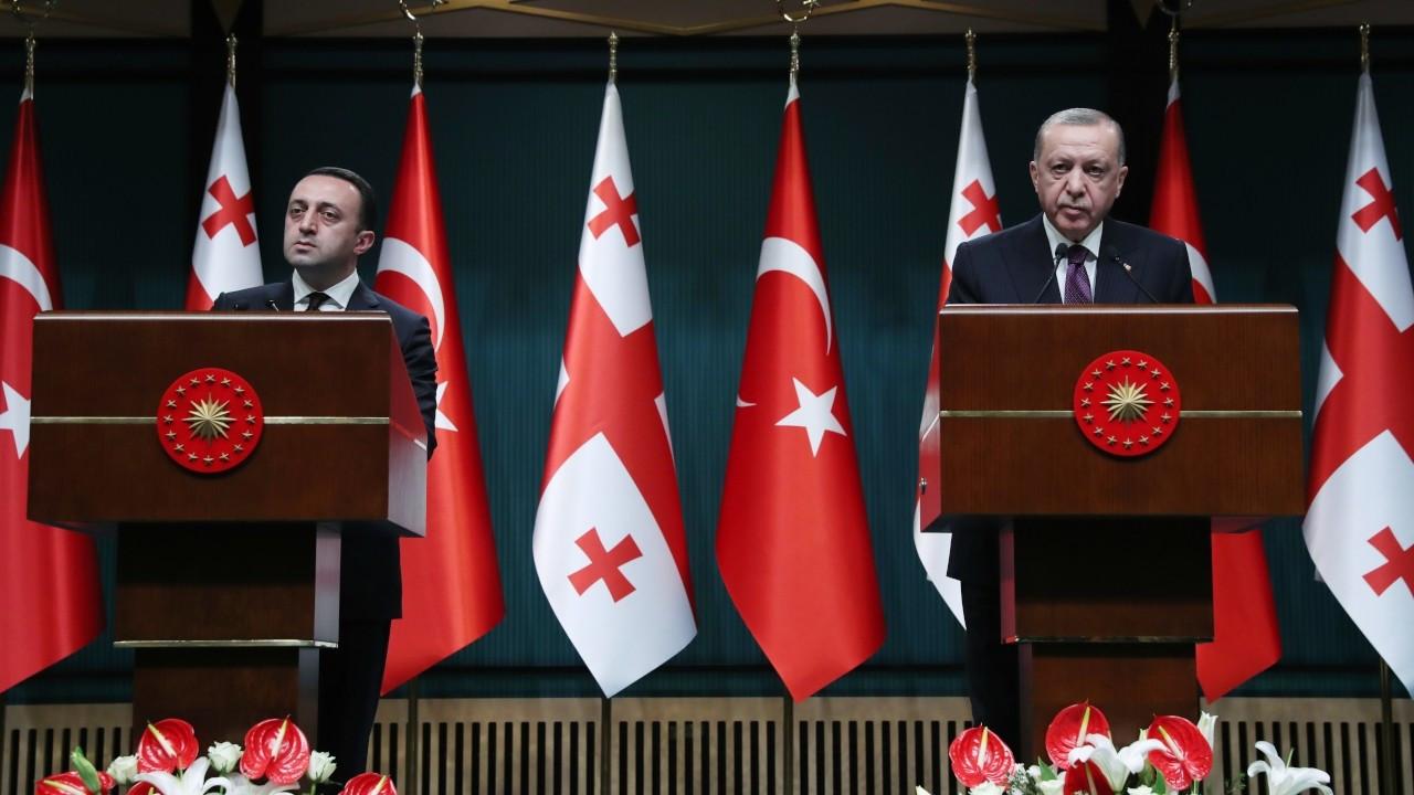 'Abhazya ve Güney Osetya ihtilafları toprak bütünlüğü içinde çözülmeli