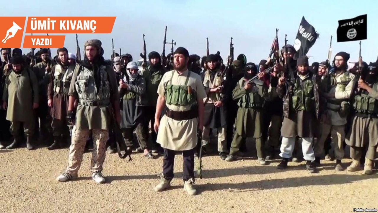 Nusra bölüm 2: El-Kaide, Nusra, IŞİD