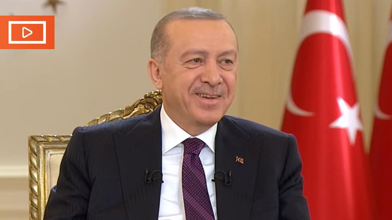 Erdoğan'la Öztürk arasında hayvan hakları diyaloğu: Öldürdün mü?