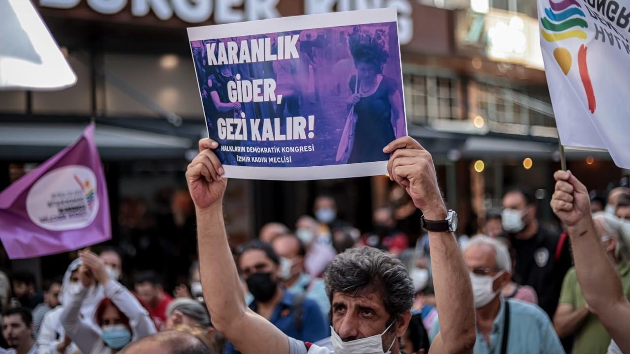 İzmir, Manisa ve Hatay'da Gezi anması: Bir kez yaşayan unutamaz