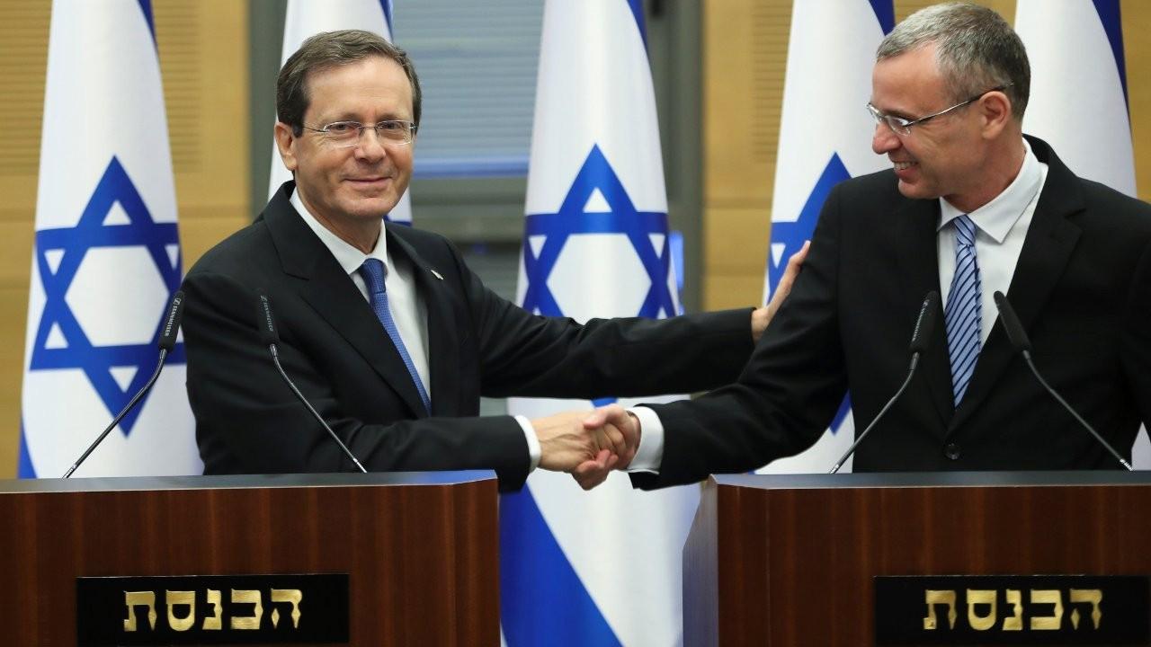 İsrail'de eski İşçi Partisi lideri Isaac Herzog cumhurbaşkanı seçildi
