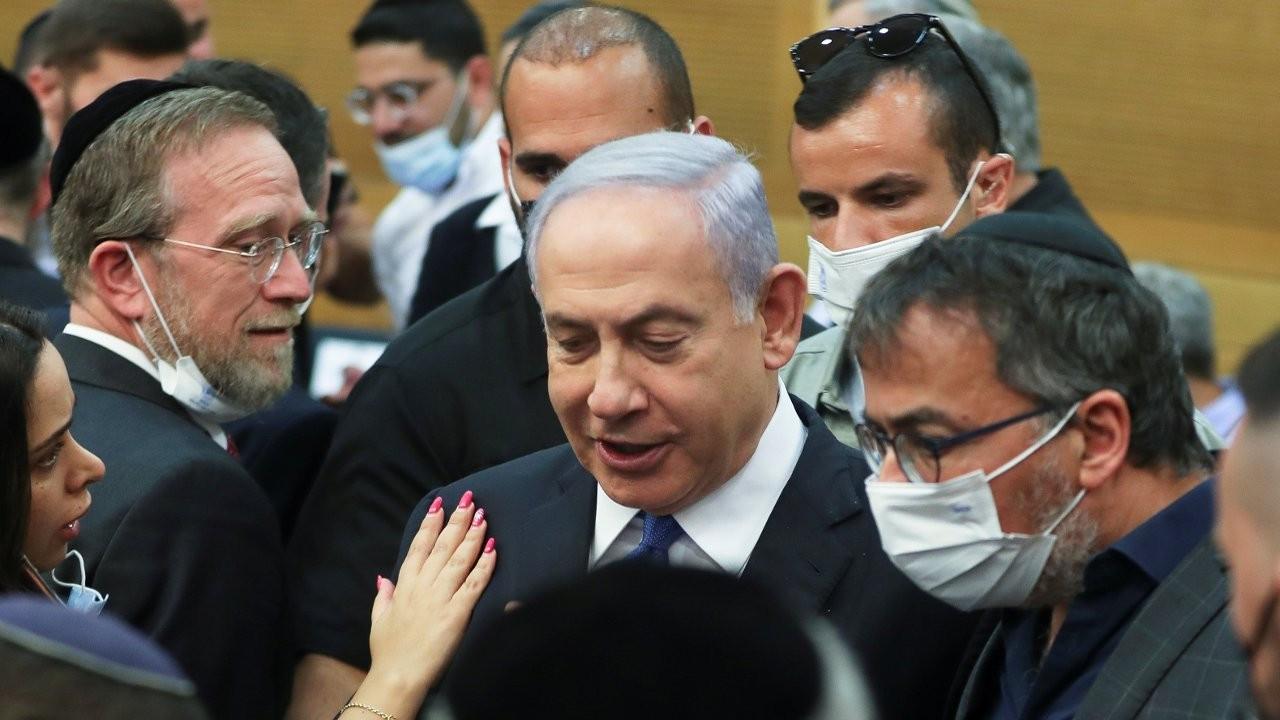 Netanyahu için 'kader' günü: İsrail siyaseti saat 00.00'a kilitlendi