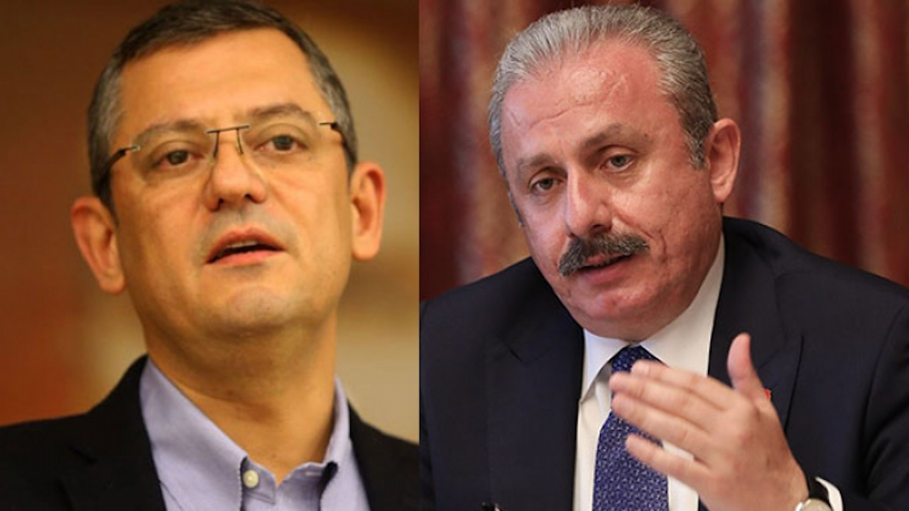 CHP'li Özgür Özel: Haddini bil Şentop