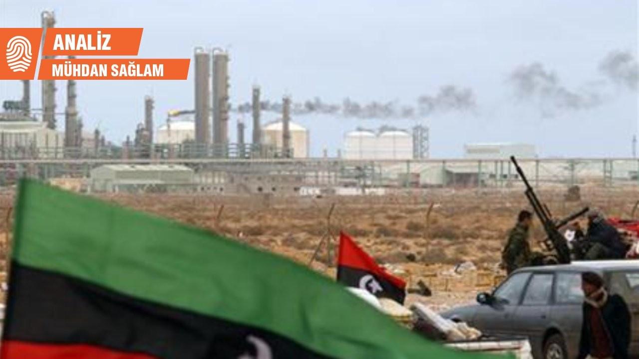 Libya petrollerinde Türkiye'nin adı yok